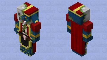 Zombified Ganon Minecraft Mob Skin