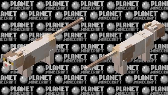 Calico Ragamuffin Minecraft Skin
