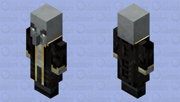 Revamped Evoker. Minecraft Mob Skin