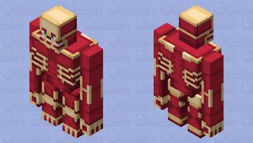 Colossal titan (AoT S4) Minecraft Mob Skin