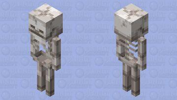Skeleton - Redone Minecraft Mob Skin