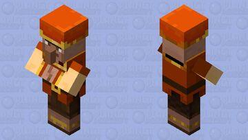 Luxury Merchant Minecraft Dungeons Minecraft Mob Skin