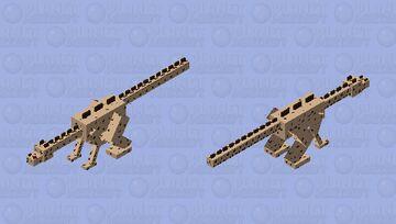 the dinowcookie Minecraft Mob Skin