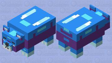 Moosh Minecraft Mob Skin