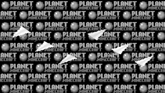 Paper Airplanes Minecraft Skin