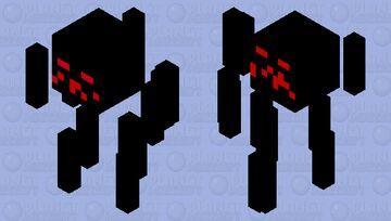 Total Nightmare #2 Minecraft Mob Skin
