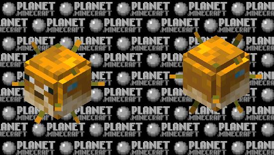 Puffer Fish Boss Minecraft Skin