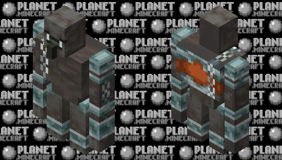 Illager/Ravager Golem Minecraft Skin