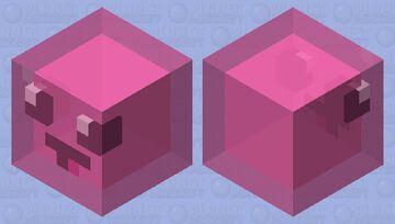 Pink Slime (Slime Rancher) Minecraft Mob Skin