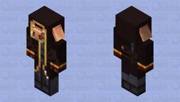 Transdimensional trader Minecraft Mob Skin