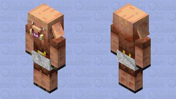 baby piglin Minecraft Mob Skin