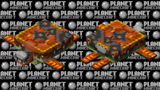 Steampunk Turtle | Turtle Mob Skin Contest Minecraft Skin