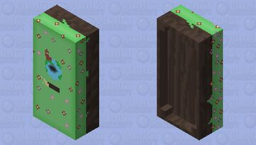 idk wut to call this but OK Minecraft Mob Skin