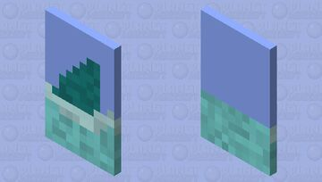 IHasFins ~ Minecraft Mob Skin