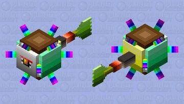 Gradient Guardian Minecraft Mob Skin