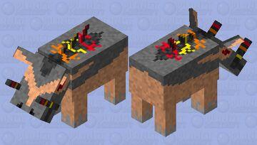 HELGLIN Minecraft Mob Skin