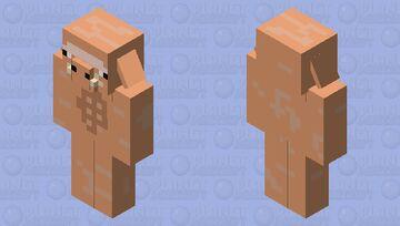 Wild Piglin Mummy Minecraft Mob Skin