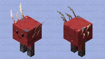 Good boi strider Minecraft Mob Skin