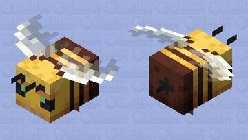 Dragon & bee morph Minecraft Mob Skin