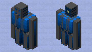 Mecha Golem Minecraft Mob Skin