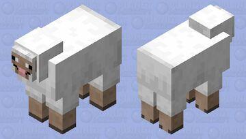 wife sheep Minecraft Mob Skin