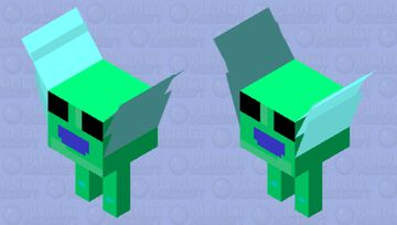 Friendly dood Minecraft Mob Skin