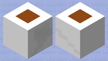 Toilet Paper Minecraft Mob Skin