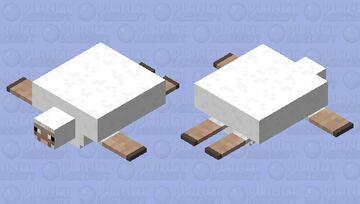 Sheepturtle Minecraft Mob Skin