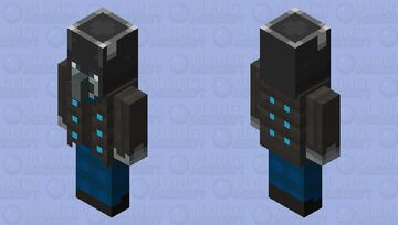 Armored Vindicator MCD Minecraft Mob Skin