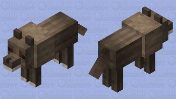 Warg - LOTR Minecraft Mob Skin