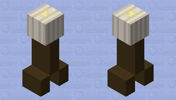Lamp  [ Household Items Mob Skinning Event ] Minecraft Mob Skin