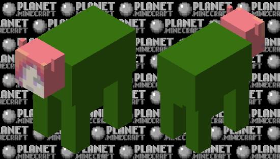 kakyoin cow - popreel Minecraft Skin