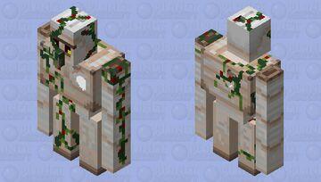 Golem with new vines Minecraft Mob Skin