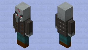 Advanced vindicators Minecraft Mob Skin