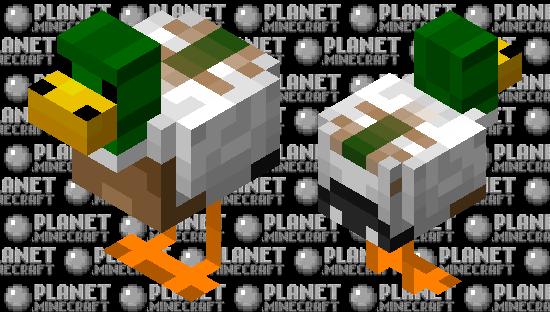 DUKK Minecraft Skin