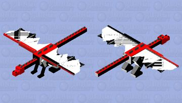 You don't wanna fight this Minecraft Mob Skin
