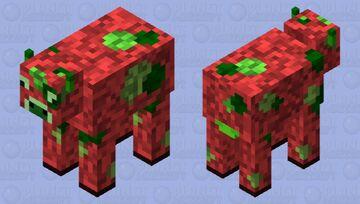 Bovine-X Minecraft Mob Skin