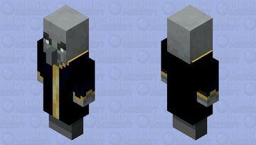 Evoker Minecraft Mob Skin