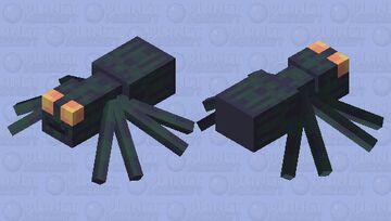 Ren || The 12 min spider Minecraft Mob Skin
