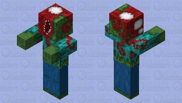 Parasite Minecraft Mob Skin