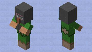 XIUMA HRRR Minecraft Mob Skin