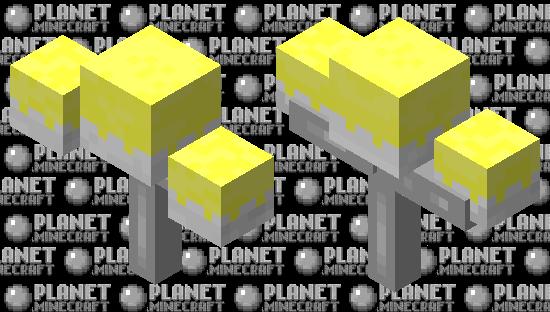 Flying chandelier Minecraft Skin