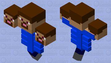 STE3EVE Minecraft Mob Skin