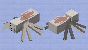 Albino Wyyyschokk Minecraft Mob Skin