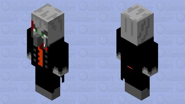 The mansion owner Minecraft Mob Skin
