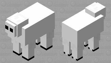 IS YOU - Inspired splash text mob skin Minecraft Mob Skin