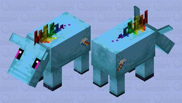 My little pony Minecraft Mob Skin