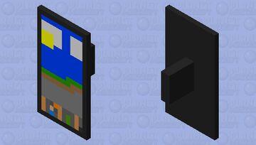 over world shield Minecraft Mob Skin
