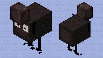 Spirited Away - Soot Sprite Minecraft Mob Skin