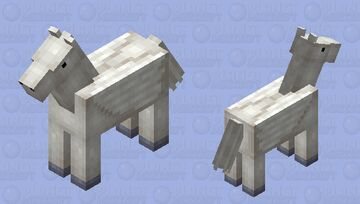 Pegasus - Mythical Creatures Mob Skin Contest Minecraft Mob Skin